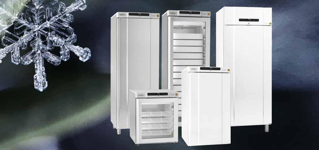 Laboratoriekøleskabe og frysere - Gram Bioline