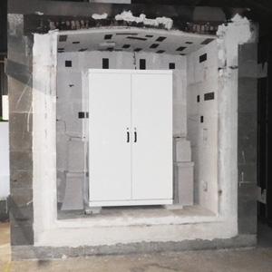 Test af brandskab efter EN 14470-1