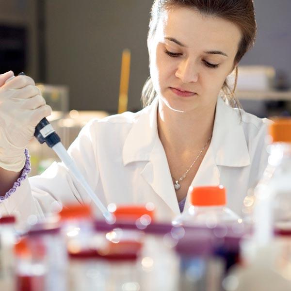 Arbejde i laboratorie kræver godt lys