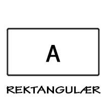 Bordpladetype A