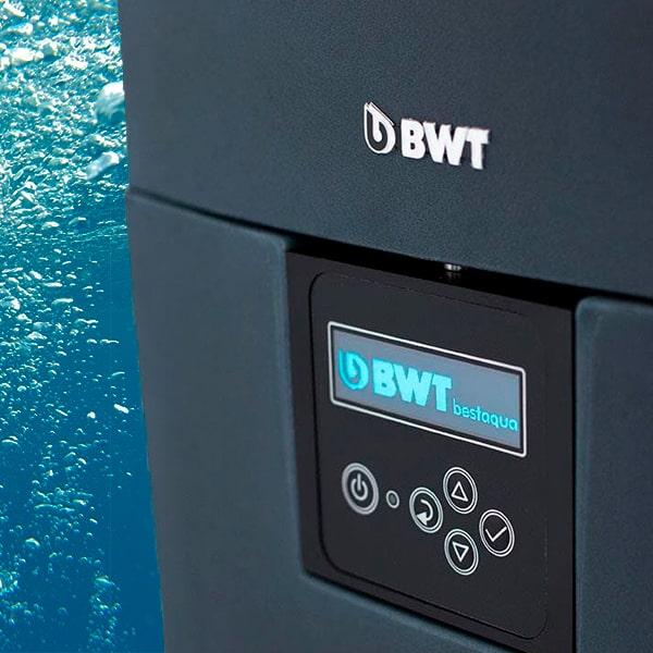 BWT BestAqua vandbehandlingsanlæg