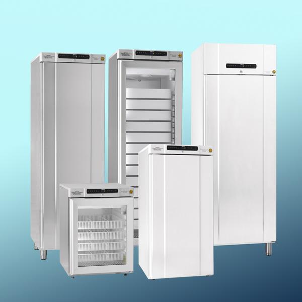 Gram BioCompakt køleskab og fryseskab