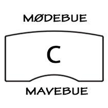 Bordpladetype C