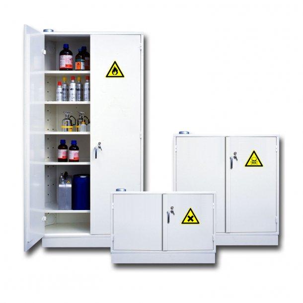 Kemikalieskabe GS-serien