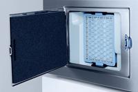 Miele laboratorieopvaskemaskine har HEPA-filter