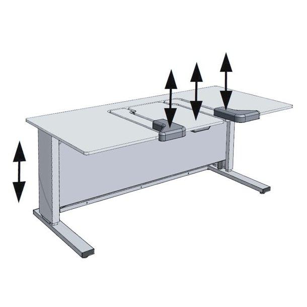 Mikroskopbord