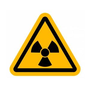 Radioaktivt materiale skal håndteres i isotopstinkskab